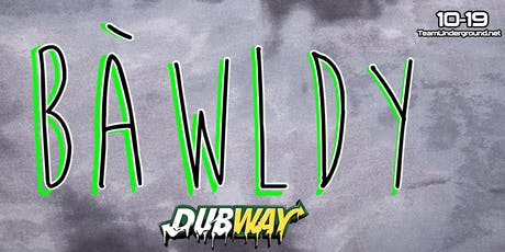 Bawldy at The Hideaway tickets