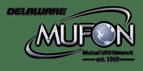 MUFON Delaware October Mtg tickets