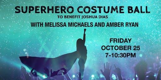 Superhero Costume Ball with Melissa Michaels & Amber Ryan