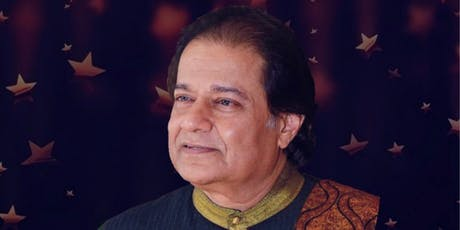 Anup Jalota Live Performance in London with Dinner by Madhu's tickets