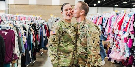 JBF Olympia Military Family Early Entrance (FREE) tickets