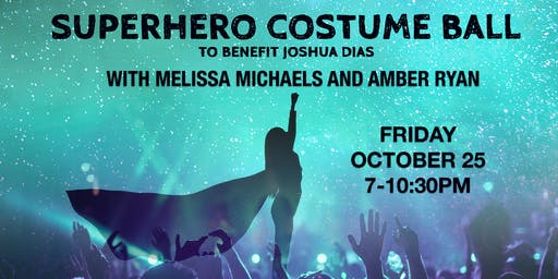 A Superhero Costume Ball to Benefit Joshua Dias