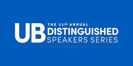 UB Distinguished Speakers Series presents: Maggie Haberman
