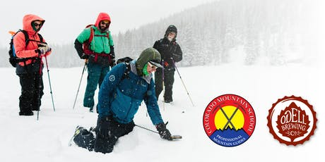 Avalanche Awareness Clinic (FREE) – Odell Brewing RiNo tickets
