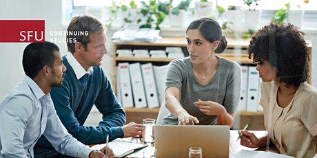 Non-Profit Management Certificate Info Session (Online) — May 28, 2020 tickets