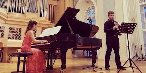 Concert: Classical Duo Marek Švejkar and Lenka Korbelová