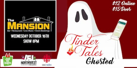 Tinder Tales Ghosted: Kingston tickets