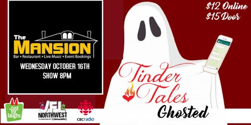Tinder Tales Ghosted: Kingston