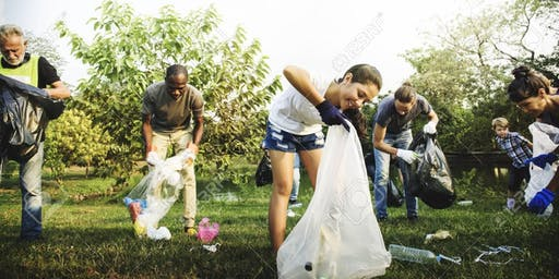 Fall Sweep/Community Clean Up