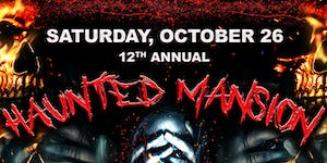 12th Annual Haunted Mansion @ The Greatest Bar