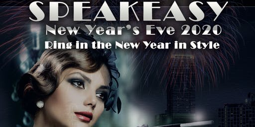 Vancouver New Year's Eve Speakeasy Yacht Party 2020