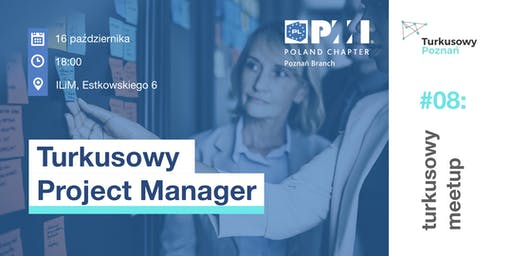 Turkusowy Project Manager