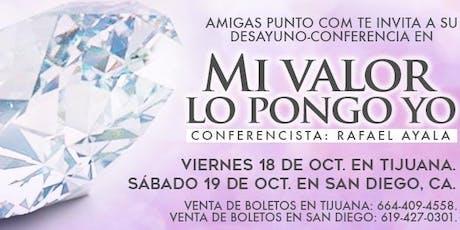 Mi Valor Lo Pongo Yo tickets