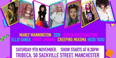 Step Back In Drag : 80s & 90s tickets