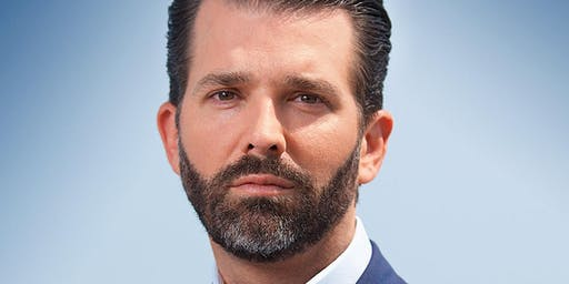 Meet Donald Trump, Jr. at the Grapevine, Texas Books-A-Million