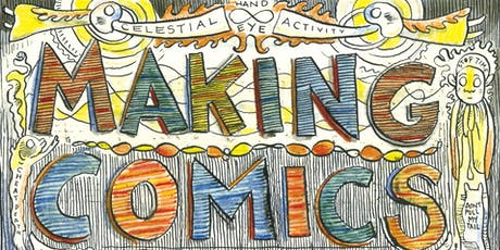 Making Comics by Lynda Barry Book Release tickets