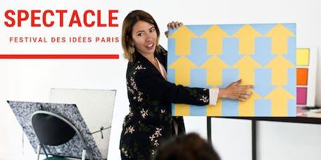Vrai - Faux (rayez la mention inutile) / #Festival des idées Paris billets