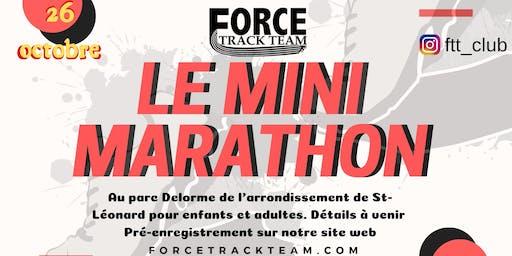 Mini Marathon