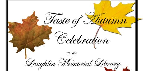 16th Annual Taste of Autumn Celebration tickets