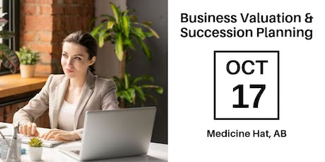 Business Valuation & Succession Planning tickets