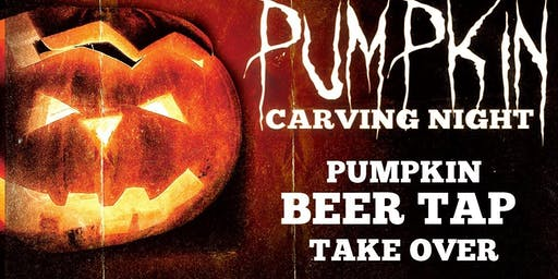 Stoney's Bar and Grill 10th Annual Pumpkin Carve