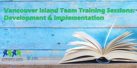 Group Training on Behaviour Support Strategies Development & Implementation: Nanaimo tickets