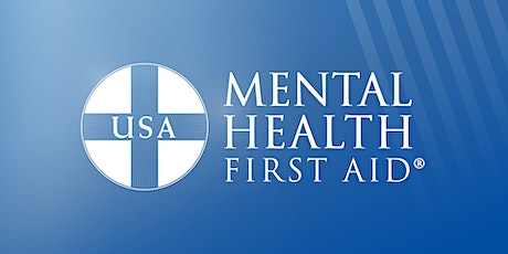 Mental Health First Aid (General Course) - November 2020 Training tickets