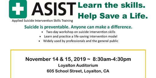 ASIST November 2019 Sierra County