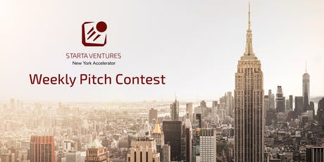 Pitch Contest & Happy Hour @ Starta Ventures tickets