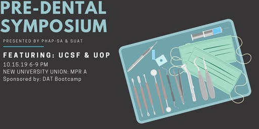 PHAP Pre-Health Symposium: Dental
