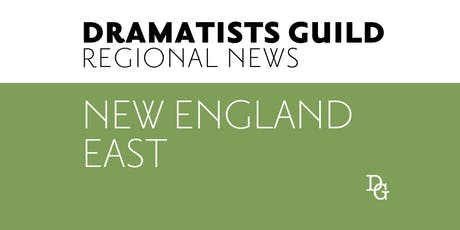 NEW ENGLAND EAST: Panel on the Theatrical Climate for New Works on Cape Cod tickets