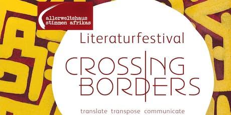 Podiumsdiskussion: Mehrsprachigkeit & Diversität in den Medien Tickets