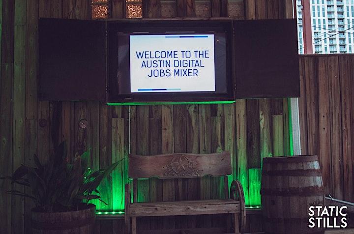 Austin Digital Jobs Recruiting Mixer image