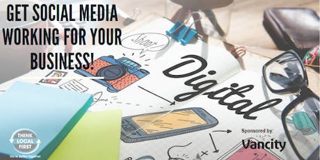 Get social media working for your business! tickets