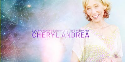 Psychic Night w/Cheryl Andrea, Live at Two Corks!