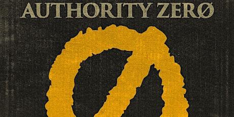 Authority Zero tickets