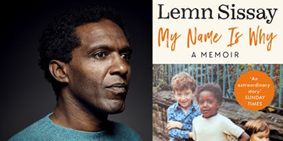 AN EVENING WITH LEMN SISSAY - MY NAME IS WHY