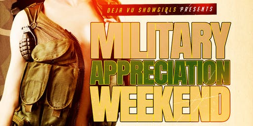 Military Appreciation Weekend