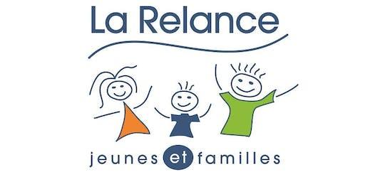 INVITATION pour les familles de La Relance - Match FOOTBALL des Alouettes
