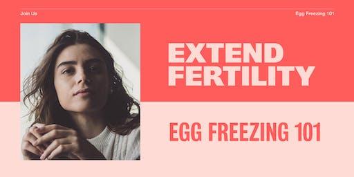 Egg Freezing 101 - Wednesday, November 13th, 6-8pm