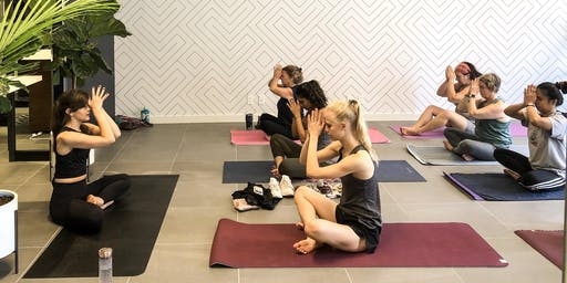 In-Store Yoga with District Athletic Club
