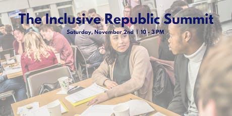 The Aspen Inclusive Republic Summit tickets