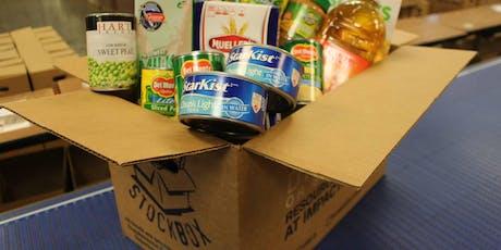 Hunger Task Force - Senior Stock Box Build tickets