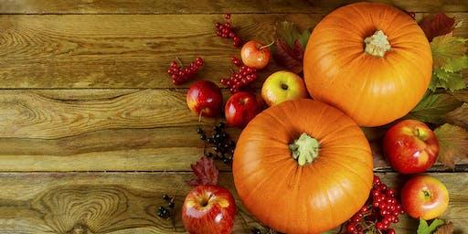 Celebrate! The Open Door Autumn Breakfast