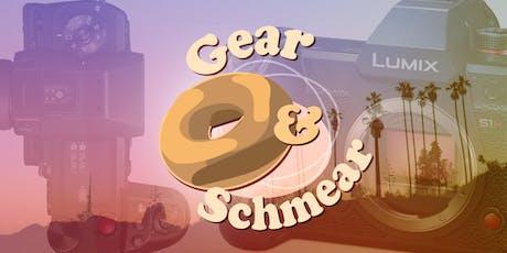 Gear & Schmear: Panasonic LUMIX S1H tickets