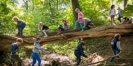 """Workshop """"Buitenschoolsleren' - De Buitenschool"""