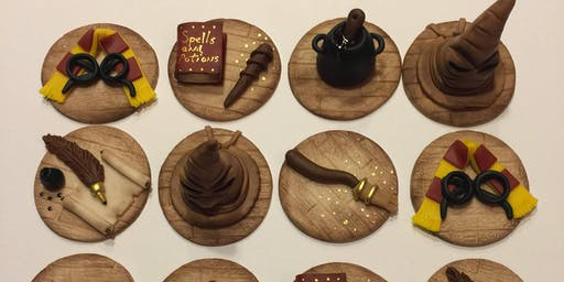 Hogwarts Cupcake School