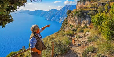 Il Sentiero degli Dei, tour guidato e braciata dal pastore
