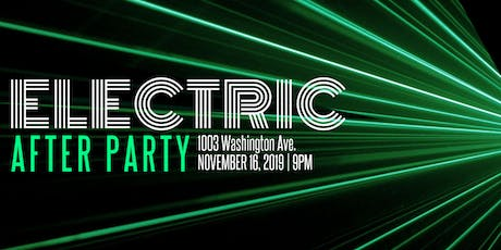 The Electric After Party tickets