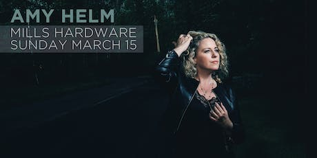 Amy Helm + TBA tickets